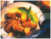 Croquettes d'aubergines
