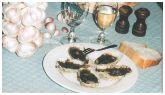huîtres au beurre d'ail rose de Lautrec